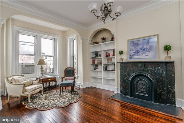 unique property in a prominent setting in a premier Capitol Hill location luxury homes