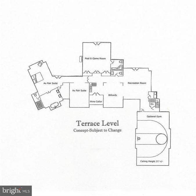 Luxury real estate new custom home in a small enclave