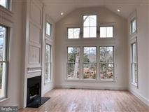 new custom home in a small enclave mansions