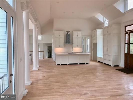 new custom home in a small enclave luxury properties