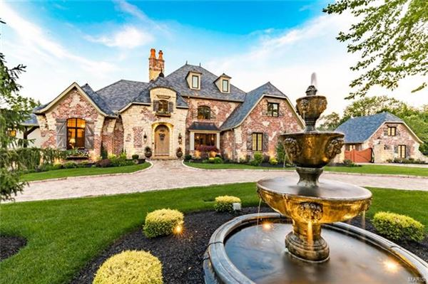 Luxury homes in an amazing home