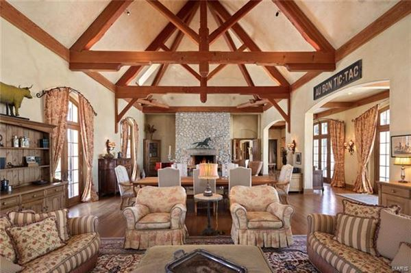 Luxury real estate breathtaking Country French Chateau