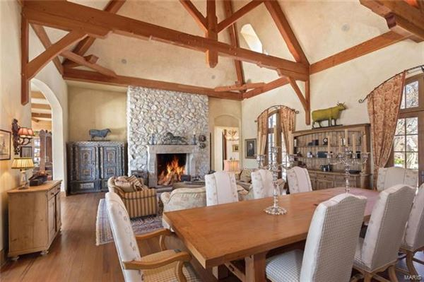 Luxury properties breathtaking Country French Chateau