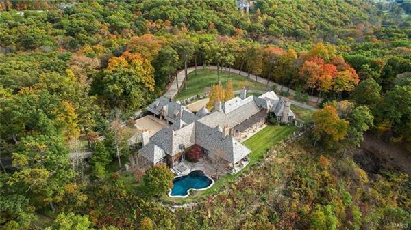 breathtaking Country French Chateau  luxury real estate