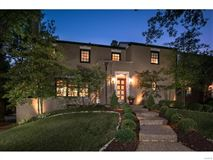 exceptional two-story Clayton Gardens home luxury homes