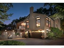 Luxury real estate exceptional two-story Clayton Gardens home