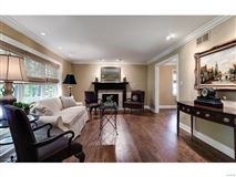 Mansions in exceptional two-story Clayton Gardens home
