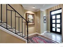 exceptional two-story Clayton Gardens home luxury real estate