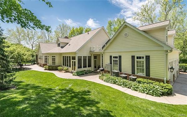 Mansions in charming two acre property