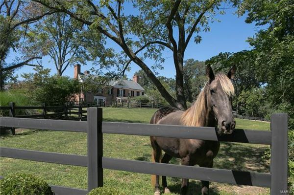 A remarkable Equestrian Estate mansions