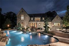 Mansions English Country Manor home