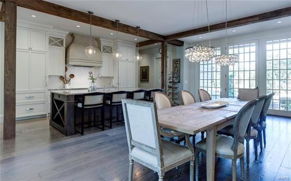 Luxury real estate English Country Manor home
