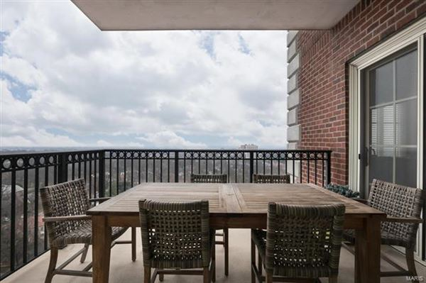 Mansions in stunning Plaza 15th-floor condo
