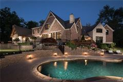 Luxury homes in stunning private residence
