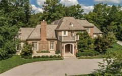 expanded and renovated french manor sytle home mansions