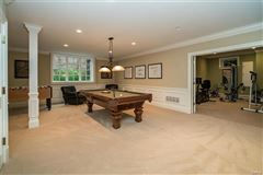 expanded and renovated french manor sytle home luxury properties