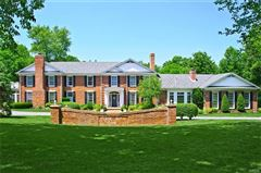 Exceptionally handsome home in ideal location mansions
