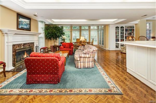 Luxury real estate Exceptionally handsome home in ideal location