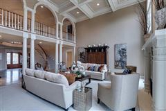 Mansions in majestic residence on a pastoral acre-plus