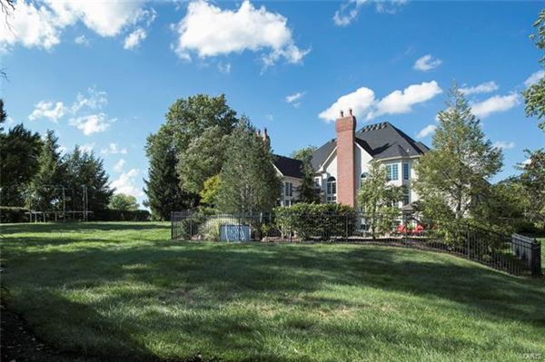 majestic residence on a pastoral acre-plus mansions