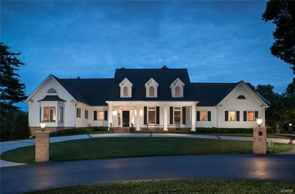 Groovy Lovely Ladue Estate Missouri Luxury Homes Mansions For Home Interior And Landscaping Dextoversignezvosmurscom