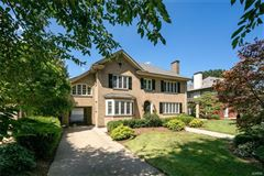 Mansions classically beautiful center hall home