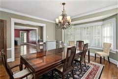 classically beautiful center hall home luxury real estate