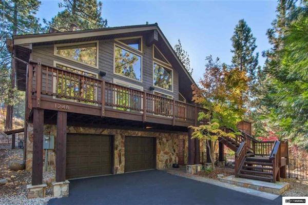Luxury homes in Exquisitely Upgraded Home Near Lake Tahoe