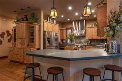 Beautiful mountain home  luxury real estate