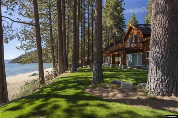 grand tahoe waterfront home luxury homes