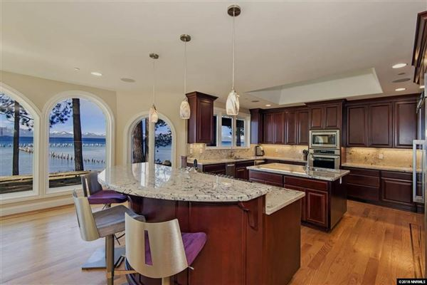 Luxury real estate grand tahoe waterfront home