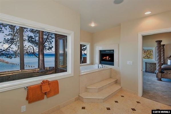 Mansions grand tahoe waterfront home