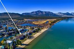 Lighthouse Shores in Tahoe Keys mansions