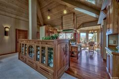 Luxury homes in Lighthouse Shores in Tahoe Keys