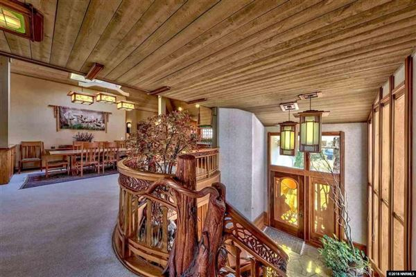 A rare lakefront work of art luxury real estate