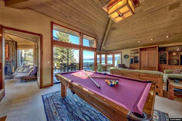 A rare lakefront work of art luxury properties