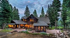 Exquisite Home in Northstar Tahoe Resort luxury properties