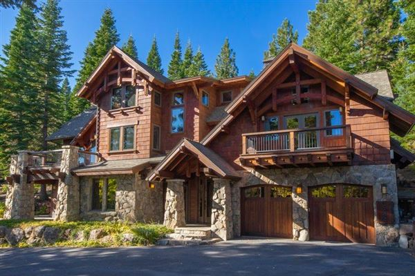 Luxury homes Exquisite Home in Northstar Tahoe Resort