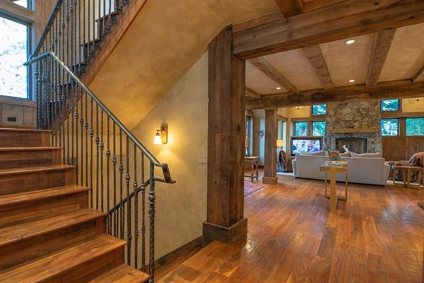 Luxury real estate Exquisite Home in Northstar Tahoe Resort