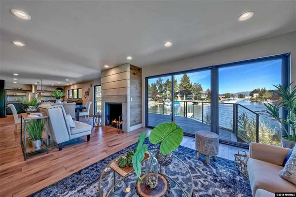 Luxury properties Mountain Contemporary with wide water views