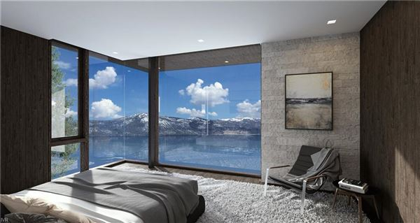 Luxury homes MODERN CUTTING EDGE TAHOE LUXURY