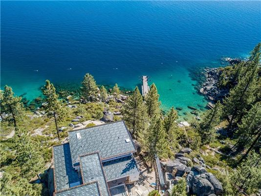 Luxury real estate MODERN CUTTING EDGE TAHOE LUXURY