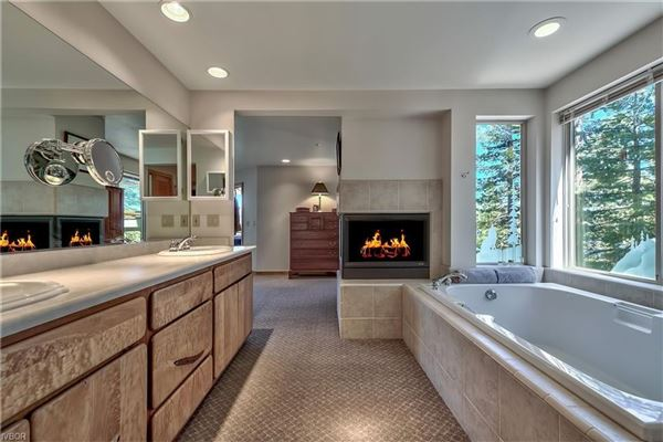 Great Lake View home in crystal bay luxury homes
