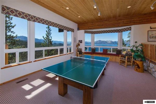 Enjoy the Masterful Views of This Cave Rock Home luxury homes