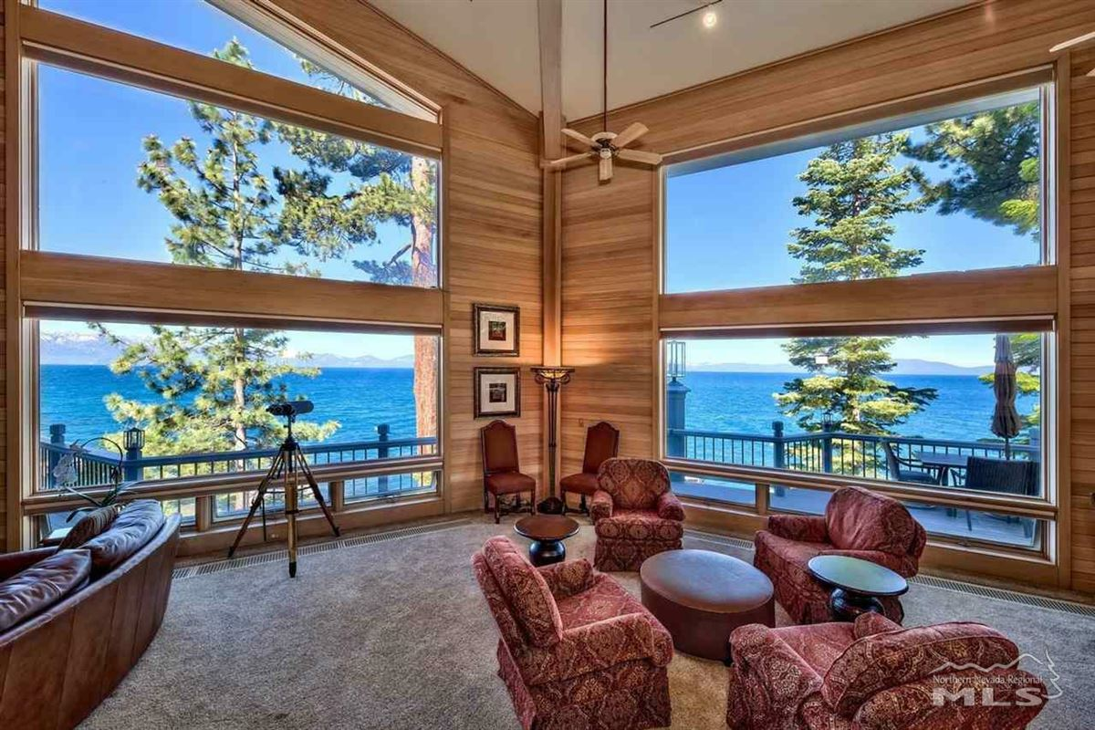 Luxury homes in One-of-a-kind private lakefront setting