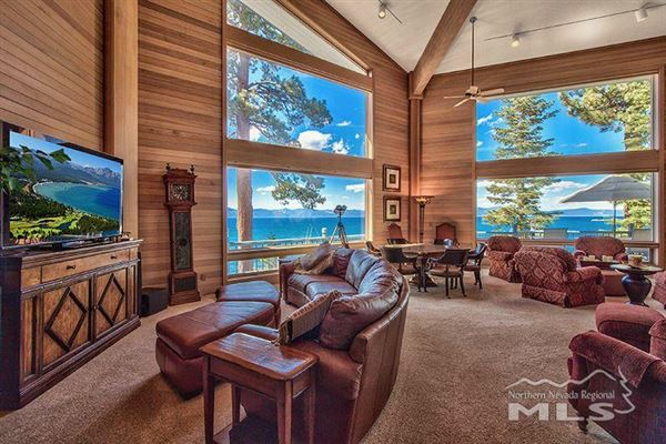 Luxury homes One-of-a-kind private lakefront setting