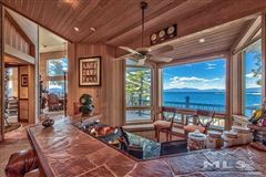 Luxury real estate One-of-a-kind private lakefront setting