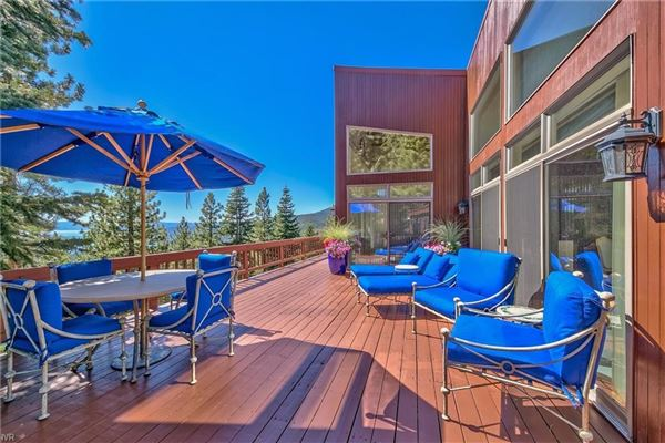 Luxury real estate Lake Tahoe estate