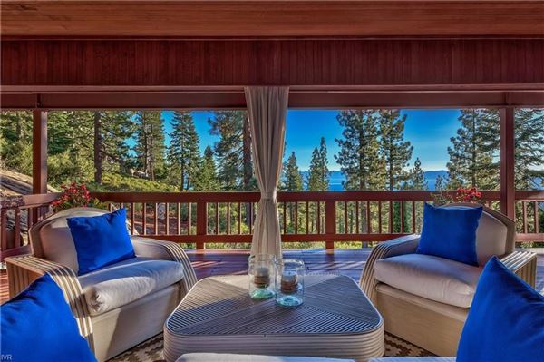 Luxury properties Lake Tahoe estate