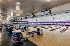 Established and growing 22 year old bowling alley luxury homes